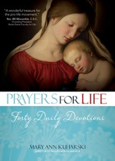Prayers for Life: Forty Daily Devotions - eBook