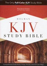 KJV Study Bible - eBook