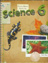 Science Grade 6 Student Activities  Key (4th Edition)