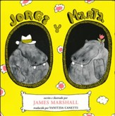 Jorge y Marta: George and Martha, Spanish Edition