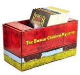 The Boxcar Children Mysteries,  Volumes 1-12 - in Boxcar  Bookcase