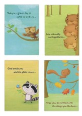 Birthday, Happy Critters Cards, Box of 12