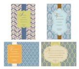 Encouragement, Victorian Patterns Cards, Box of 12