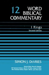 1 Kings, Second Edition: Word Biblical Commentary [WBC]