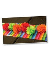 Passport to Peru VBS: Fiesta Table Runner (11 inches x 6 feet)