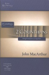 2 Corinthians, John MacArthur Study Guides   - Slightly Imperfect