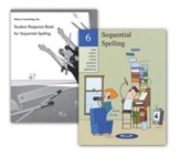 Sequential Spelling Book 6 Teacher's Guide & Student Response Book