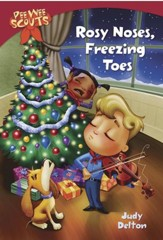Pee Wee Scouts: Rosy Noses, Freezing Toes - eBook
