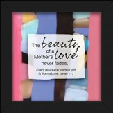 The Beauty Of A Mother's Love Framed Art