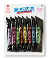 Chalktivity, Rainbow Refill, Pack of 8
