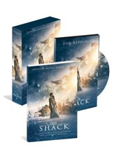 The Shack Official Movie DVD-Based Study Kit