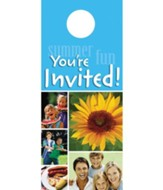 Summer Days Door Hanger, Pack of 150