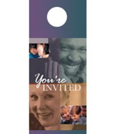 Everyone's Invited Door Hanger, Pack of 150