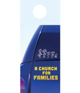 Church for Families Door Hanger, Pack of 150