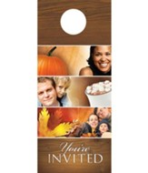 Fall Is Here Door Hanger, Pack of 150