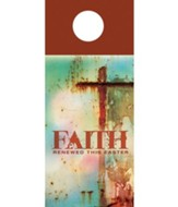 Renewed Faith Door Hanger, Pack of 150