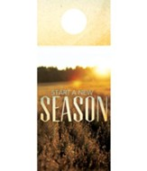 New Season Fall Door Hanger, Pack of 150