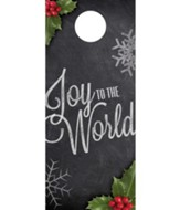 Chalk Joy Door Hanger, Pack of 150