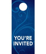 Flourish Welcome Door Hanger, Pack of 150