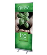 Be the Church Grow (31 inch x 79 inch) RollUp Banner