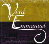 Veni Emmanuel: Ancient and Traditional Latin Christmas Carols Audio CD