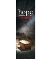 Hope Revealed Manger (2' x 6') Vinyl Banner