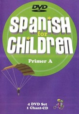 Spanish for Children, Primer A - DVD Set