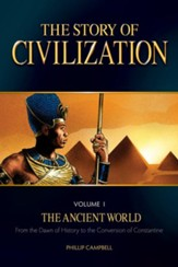 The Story of Civilization Vol. I,  The Ancient World - Text Book