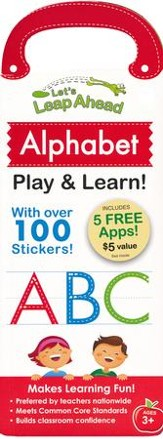 Let's Leap Ahead: Alphabet Play & Learn!