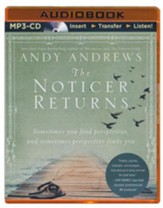 The Noticer Returns, Unabridged MP3-CD
