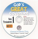 God's Great Covenant New Testament 1 CD-ROM of Audio Recordings