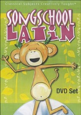 Song School Latin DVD Set