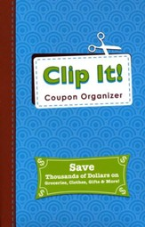 Clip It! Coupon Organizer