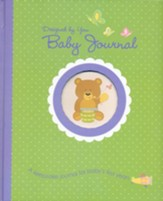 Designed By You, Baby Journal  - Slightly Imperfect