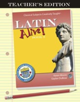 Latin Alive! Book 3 Teacher's Edition