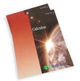 Math-U-See Calculus Student Pack (for an Additional Student)