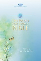 NKJV The Word for Today Bible, softcover