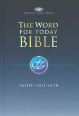 NKJV Word for Today Bible - hardcover