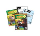 BJU Press English Grade 2 Homeschool Kit (3rd Edition)