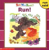 Sight Word Readers: Run!