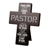 Pastor, Desktop Cross