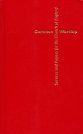 Common Worship Main Volume: Hardback Red