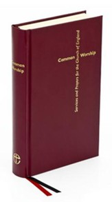 Common Worship Main Volume: Hardback Burgundy
