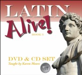 Latin Alive! Book 3 DVD & Chant CD Set