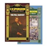 Spurgeon Autobiography 2 Volume Set