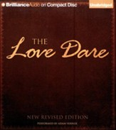 The Love Dare Unabridged Audiobook on CD