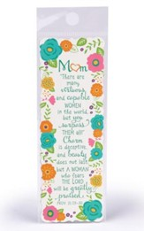 Mom, Virtuous and Capable Women Bookmark
