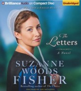#1: The Letters - unabridged audiobook on CD