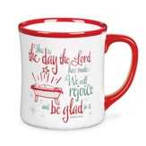 This Is The Day Christmas Mug (Psalm 118.24)