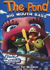 The Pond Video Series: Big Mouth Bass, DVD